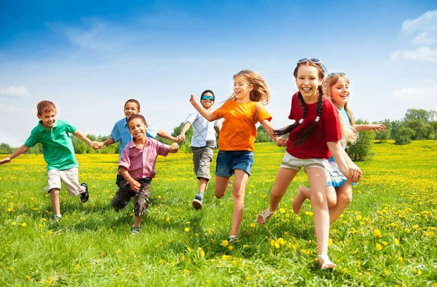 Why should our children involve in recreational play?