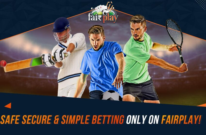 Fairplay: One Of The Better Online Sports Betting Platforms.
