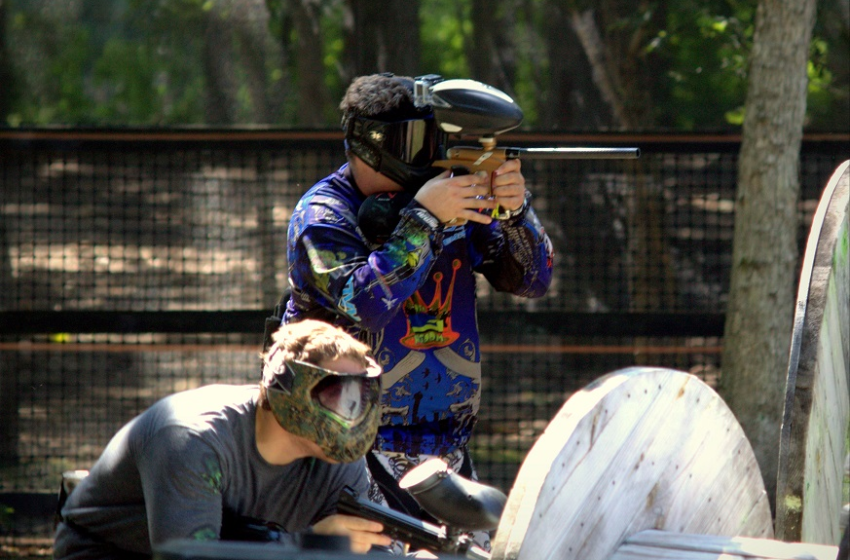 Paintball Tips for First Timers